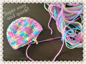 baby crochet hat 3